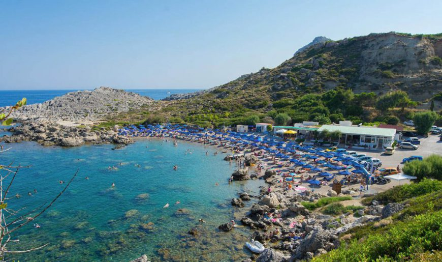 Ladiko – Anthony Quinn Bay